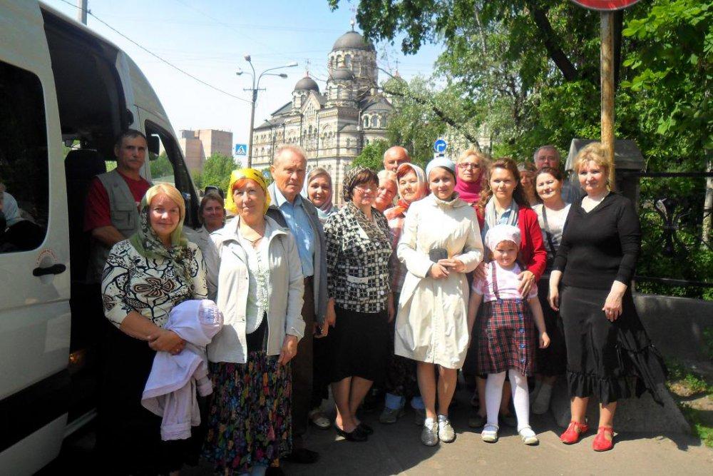 Впечатления паломников о состоявшейся поездке «Небесные покровители Санкт-Петербурга»