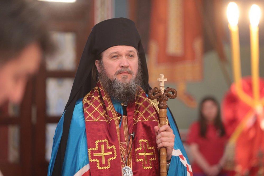 Епископ Нишский Иоанн: