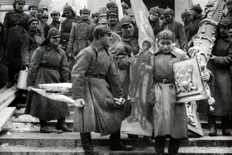 Процесс закрытия церквей и обновленческое движение в Пскове в 20-30 гг. XXв.