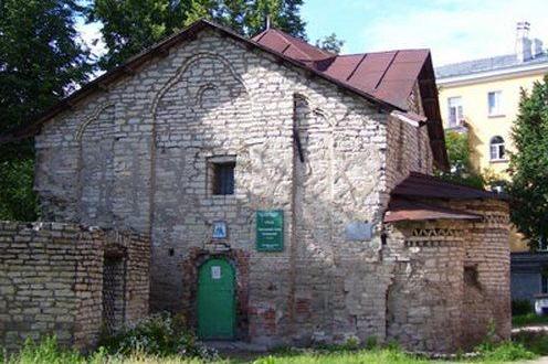 Псков получит 50 млн руб. на реставрацию церкви Сергия с Залужья