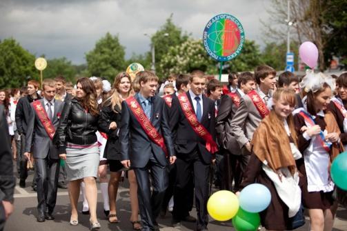 Выпускников школ будут чествовать в Псковском Кремле