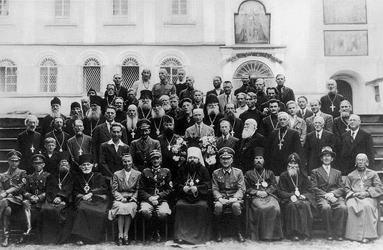 Псковская православная миссия в годы Великой Отечественной войны