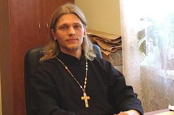 Священник Димитрий Куминов «Ключ к семейному счастью заключается в том, чтобы человек стал самим собой»