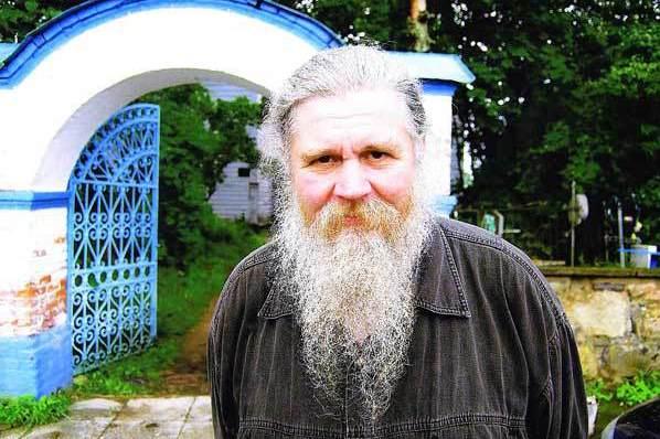 Священник Георгий Мицов: