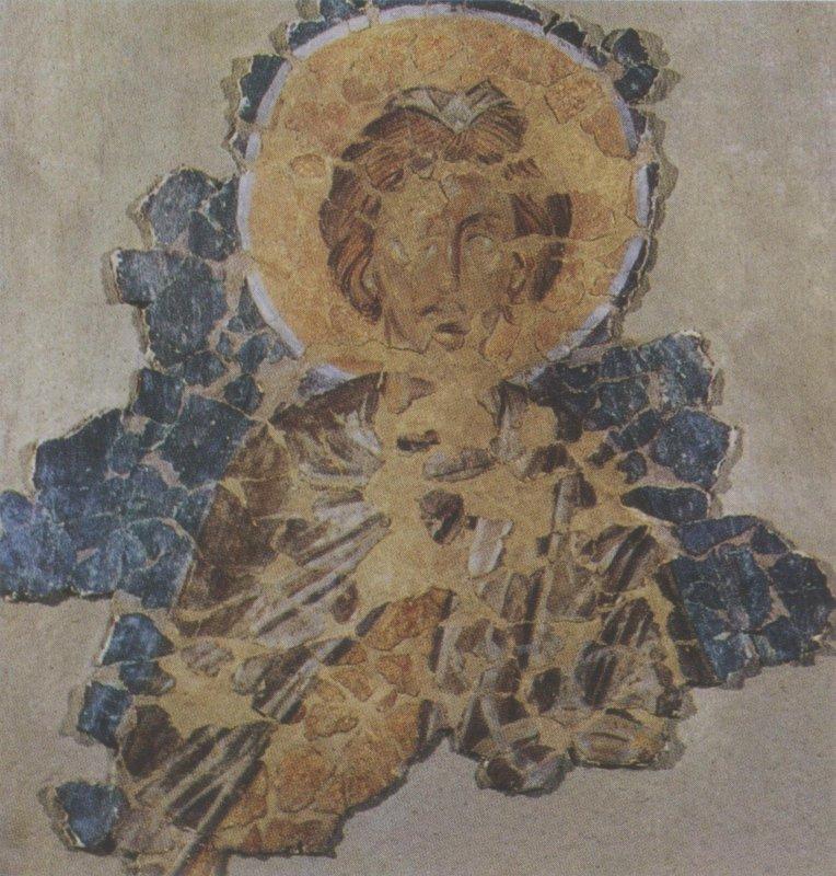 Заметки о программе росписей церкви Рождества Христова в Довмонтовом городе (Древнерусское искусство. 2008)