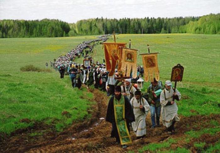 Христианское паломничество, православный туризм