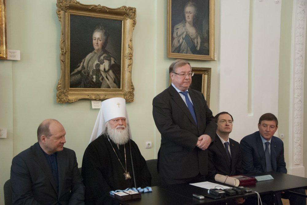 Возрождение Псковского отделения Императорского Православного Палестинского Общества