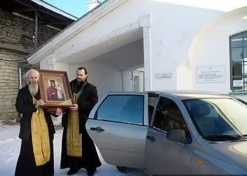 Вокруг Пскова состоится Крестный ход