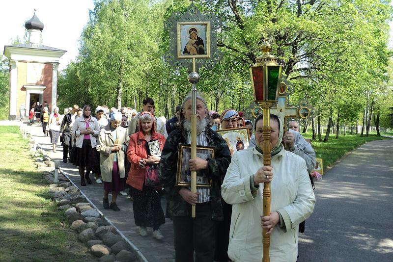 Крестный ход вокруг Пскова состоится 13 июня