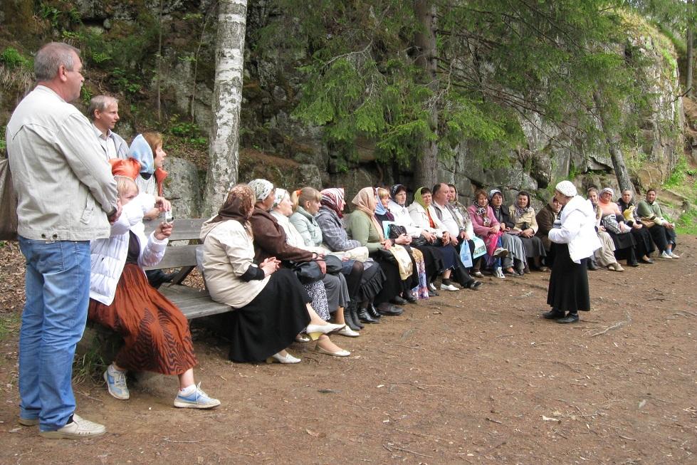 Псковичи и гости нашего города совершили паломничество на святой остров Валаам