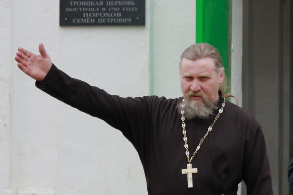 Протоиерей Александр Никифоров: