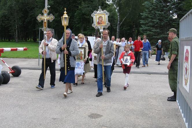 Крестный ход вокруг Пскова состоится 16 августа