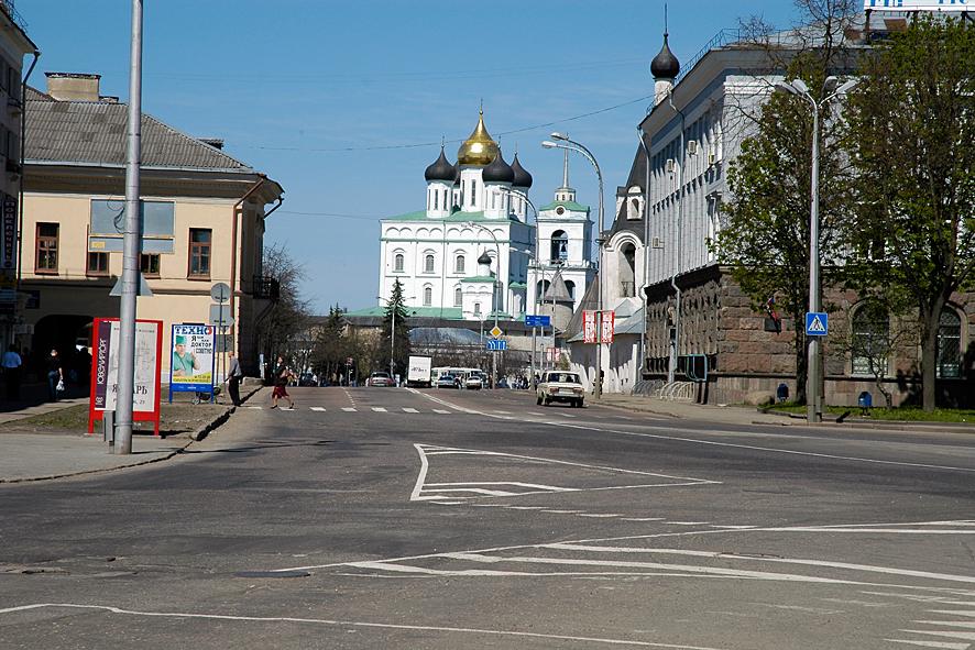 11 мая в Псков съедутся паломники России и Зарубежья