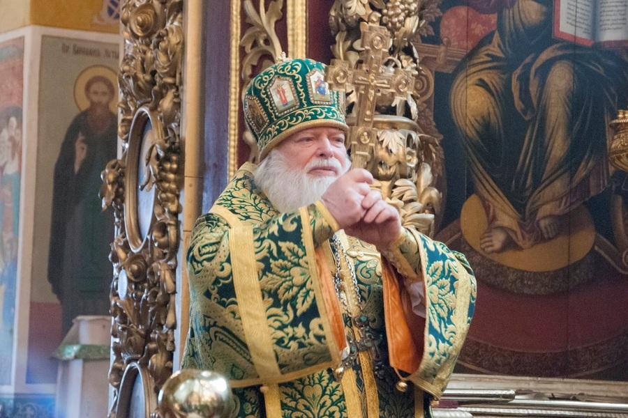 Митрополит Псковский и Порховский Евсевий удостоен ряда наград Русской Православной Церкви