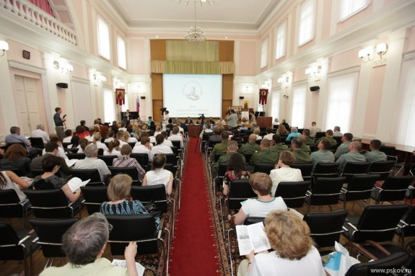 Александр Седунов: Имя Александра Невского для Псковской земли значимо во все эпохи