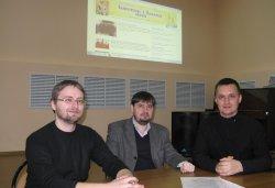 Презентация официального сайта Великолукской и Невельской епархии, 4 марта 2015 года