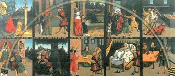 Знаем ли мы Десять Заповедей Божьих?