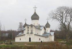 Храм Святой Троицы в Доможирке