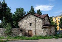 В Пскове началась реставрация церкви Сергия с Залужья (ВИДЕО)