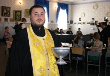Протоиерей Дионисий Буренко