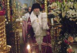 Новообразованная Великолукская епархия встретила своего правящего архиерея (ВИДЕО)