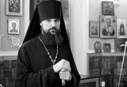 Настоятель Антониево‑Дымского монастыря игумен Игнатий (Бузин)