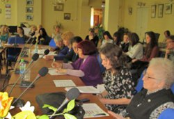 Четвертые книговедческие чтения «Кирилло-Мефодиевские традиции в Пскове», 12 мая 2015 года