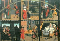 10 Заповедей (Die Zehn Gebote ) Lucas Cranach (I) (1472–1553)