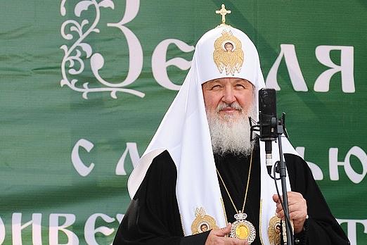 Обращение Святейшего Патриарха Кирилла к жителям Пскова