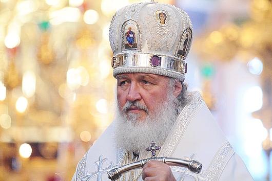 Слово Святейшего Патриарха Кирилла после Божественной литургии в Свято-Троицком соборе Псковского кремля