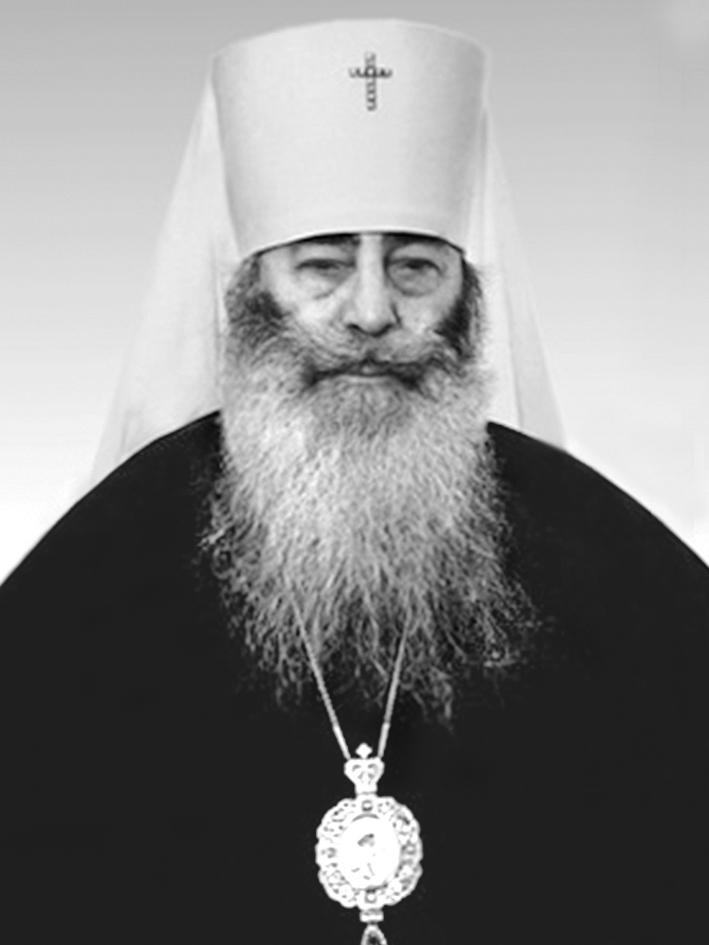 Митрополит Псковский и Великолукский Владимир (Котляров)