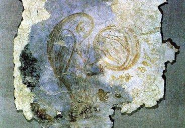 (ФОТО) Росписи церкви Покрова