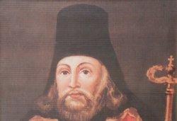 20. Гедеон (Криновский), епископ Псковский и Нарвский. 7 октября 1761 - 22 июня 1763