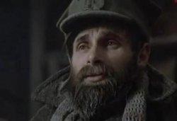 Николай Тимофеев в роли почтальона в фильме «Пани Мария», Ленфильм, 1979г.