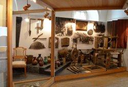 Экспозиция Кашинского краеведческого музея