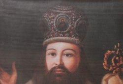 23. Мефодий I (Смирнов), архиепископ Псковский, Лифляндский и Курляндский, 30 августа 1814 - 2 февраля 1815
