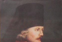 28. Нафанаил (Павловский), архиепископ Псковский и Лифляндский, 12 мая 1834 - 27 августа 1849