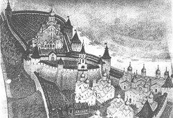 Дом Святой Троицы. Реконструкция Г.Я. Мокеева