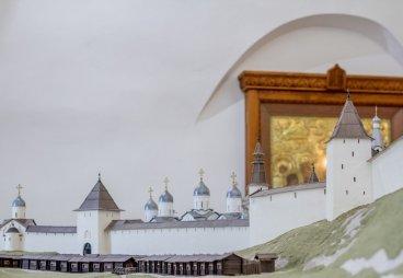 Рис. 15. БМПК. Стены и башни Псковского кремля. 2013 год. Фото А. Сидоренко.