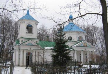 Храм Казанской иконы Божией Матери г.Великие Луки